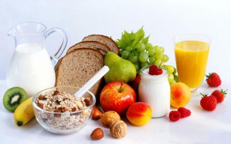 Общие рекомендации по приему пищи